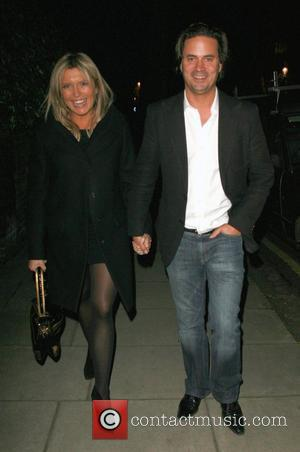 Tina Hobley at the Ladbroke Grove private Christmas party London, England - 13.12.07