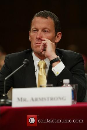Lance Armstrong The Health, Education, Labor and Pensions Committee hearing on cancer challenges.  Washington DC , USA 08.05.08