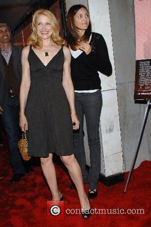 Patricia Clarkson New York premiere of 'Lars and The Real Girl' held at Paris theatre - Arrivals New York City,...