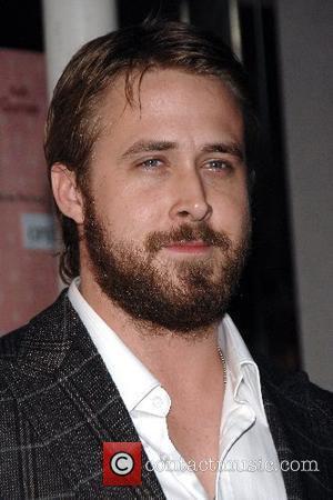 Gosling Falls For Latex Co-star