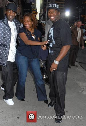 50 Cent's Ex Rescued From House Fire