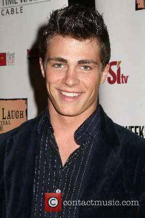 Colton Haynes  2007 Latino Laugh Festival Finale, Hosted by Carlos Mencia held at the Kodak Theatre Hollywood, California -...