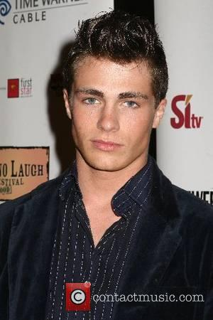 Colton Haynes 2007 Latino Laugh Festival Finale, Hosted by Carlos Mencia held at the Kodak Theatre Hollywood, California - 24.06.07