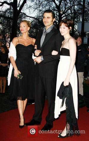 Natasha Henstridge, Darius Danesh and Guest