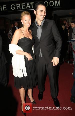 Natasha Henstridge and Darius Danesh