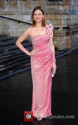 Katie Derham Breast Cancer Haven's Blush Ball - Arrivals London, England - 1.05.08
