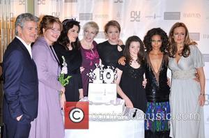 Emma Thompson, Annie Lennox, Nigella Lawson and Thandie Newton
