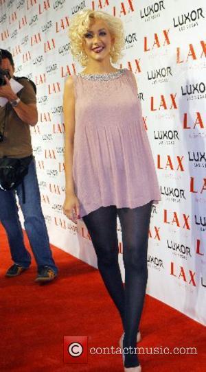 Christina Aguilera and Las Vegas