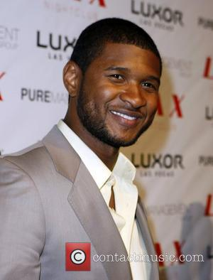 Usher's Album Illegally Downloaded 1/2 Million Times