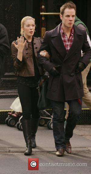 Leann Rimes and Dean Sheremet