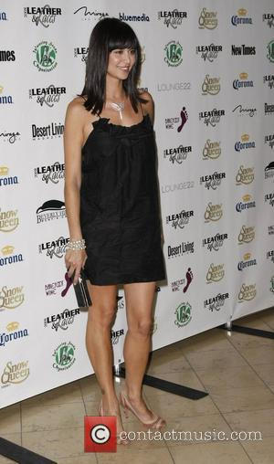 Catherine Bell 2008 Leather and Laces celebration held at The Galleria Corporate Centre Scottsdale, Arizona - 01.02.08