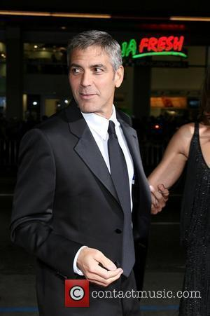 Clooney Offers To Leave Obama Alone
