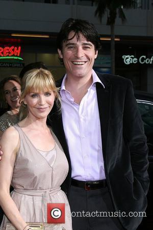 Goran Visnjic and wife Ivana Vrdoljak Attending the 'Leatherheads' Premiere held at the Grauman's Chinese theatre - Arrivals Los Angeles,...