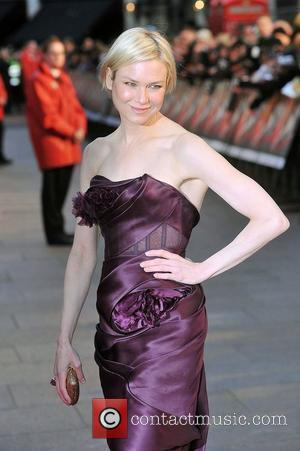 Renee Zellweger, Odeon Leicester Square