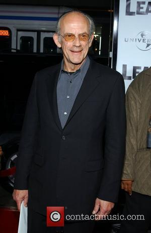 Christopher Lloyd 'Leatherheads' Premiere held at the Grauman's Chinese theatre - Arrivals Los Angeles, California - 31.03.08