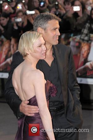 George Clooney and Renee Zellweger