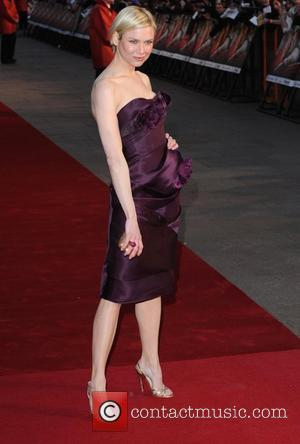 Renee Zellweger at the premiere of Leatherheads at Odeon,Leicester Square,London,England-08.04.08