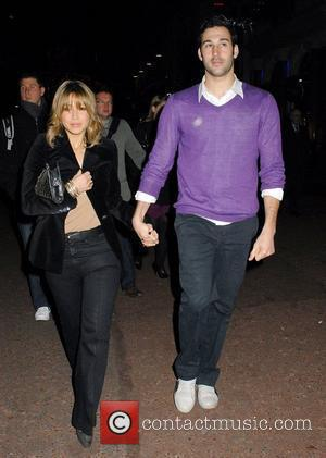 Rachel Stevens and guest Premiere of 'St Trinian's' at Empire, Leicester Square - Departures London, England - 10.12.07