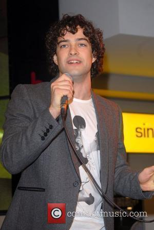 Lee Mead and Andrew Lloyd Webber