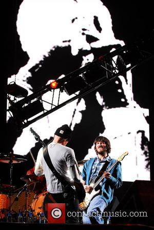 2007 Carling Weekend Festival, Red Hot Chili Peppers