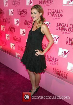 Lauren Conrad and Mtv