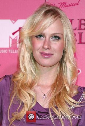 Caridee English Pink Carpet arrivals for the MTV live taping of the Broadway musical