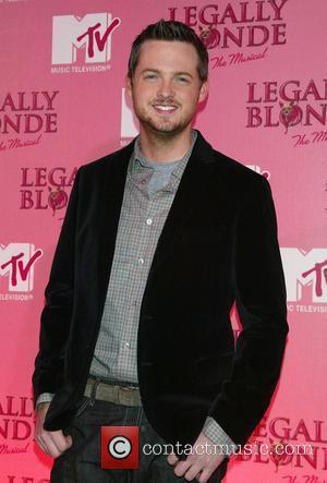 Damien Fahey Pink Carpet arrivals for the MTV live taping of the Broadway musical