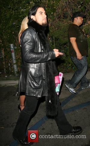 Dave Navarro leaving Les Deux nightclub Los Angeles, California - 03.10.07