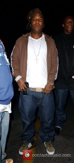 Young Jeezy arriving at Fabolous' 30th birthday party held at Les Deux nightclub Hollywood, California - 18.11.07