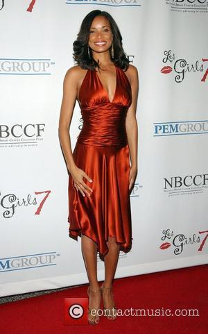 Rochelle Aytes Seventh annual All-Star 'Les Girls' set to benefit The National Breast Cancer Coalition Fund held at Avalon Los...