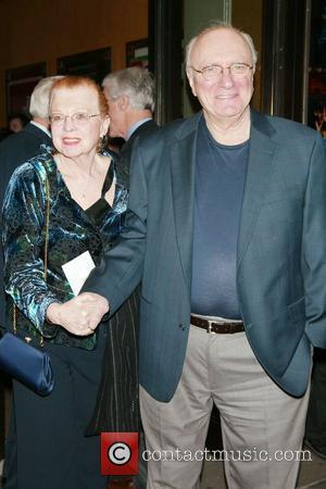 Philip Bosco and Nancy Ann Dunkle Bosco