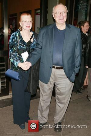 Philip Bosco and Nancy Ann Dunkle Bosco Opening Night of 'Les Liaisons Dangereuses' at the American Airlines Theatre New York...