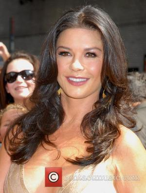 Catherine Zeta Jones, The Late Show With David Letterman