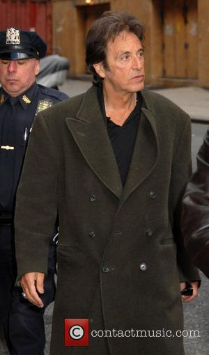 Pacino Accused Of Breaking Court Order By Talking About Kids