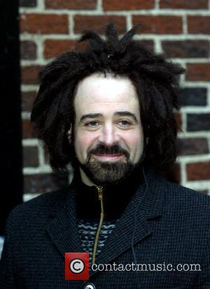 Adam Duritz outside Ed Sullivan Theatre for the 'Late Show With David Letterman' New York City, USA - 24.03.08