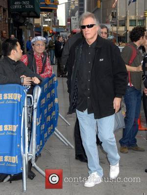 Bill Medley and David Letterman
