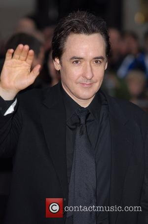 John Cusack The Times BFI London Film Festival: Grace is Gone, screening held at the Odeon West End. London, England...