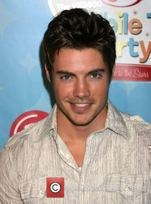 Josh Henderson LG Mobile Phones presents LG's Mobile TV Party, a salute to the beloved TV shows and stars of...