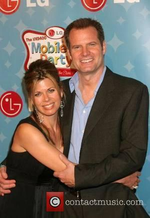 Beth Toussaint & Jack Coleman LG Mobile Phones presents LG's Mobile TV Party, a salute to the beloved TV shows...
