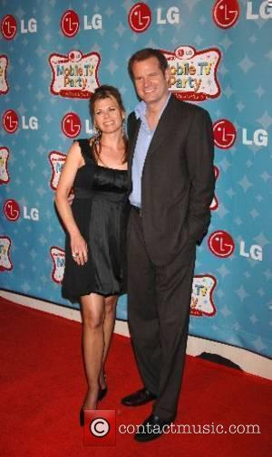 Jack Coleman LG Mobile Phones presents LG's Mobile TV Party, a salute to the beloved TV shows and stars of...