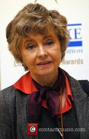 Prunella Scales Rushed To Hospital