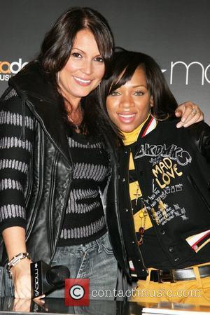 Angie Martinez and Lil Mama