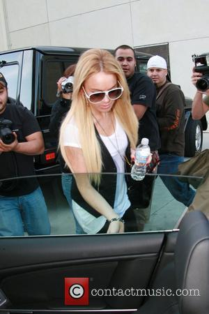 Lohan In And Out Of Jail Before Lunchtime