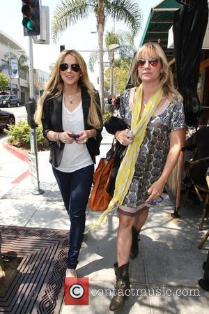 Lindsay Lohan Set To Endure Labour Pains