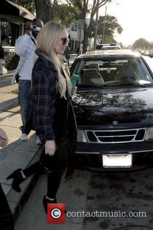 Ronson Snubs Work On Lohan's Album