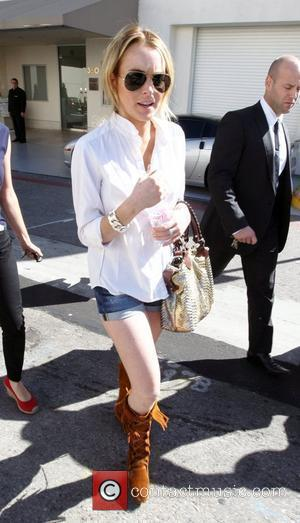 Lohan Caught Up In Another Legal Tangle?