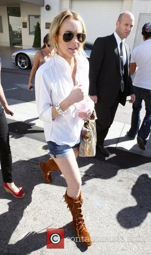 Dina Lohan Sued For Fraud