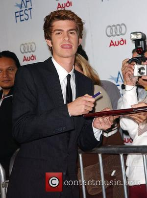 Andrew Garfield AFI FEST 2007 Opening Night Gala Presentation of 'Lions For Lambs' held at Arclight Cinerama Dome - Arrivals...
