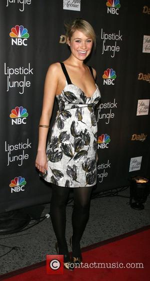 Katrina Bowden Premiere of NBC's 'Lipstick Jungle' at Saks Fifth Avenue New York City, USA - 31.01.08