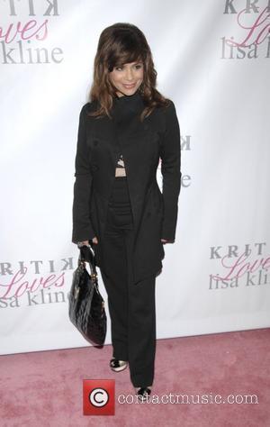Paula Abdul Jonathan Cheban and Lisa Kline Celebrate 'Kritik' Clothing held at Lisa Kline - Arrivals Beverly Hills, California -...